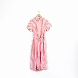 40ur Dreamers Longport Linen Shirtdress